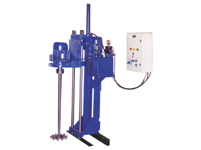 KU-YA HYDRAULIC WALL TYPE DISPERSION MACHINE