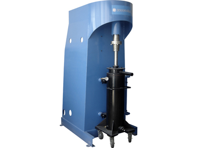 KU-YA VERTICAL TYPE, OPEN CYLINDER / WET GRINDING DISPERSION MACHINE